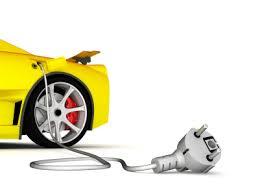 recharge de la voiture électrique