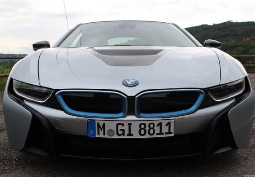 BMW i8 : une sportive électrique