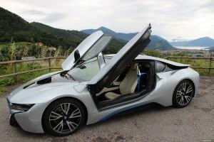 BMW I8 ELECTRIQUE