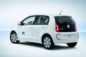 Volkswagen e-up electrique