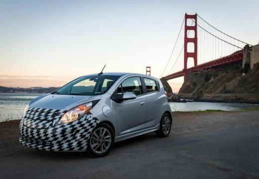Les caractéristiques techniques de la Chevrolet – Spark EV