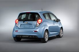 Chevrolet - Spark EV electrique