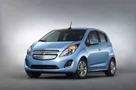 Chevrolet - Spark EV 2014