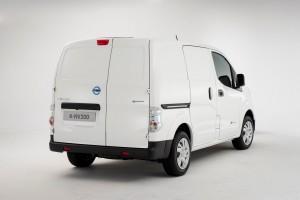 Nissan - e-NV200 2014