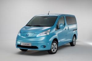 Nissan - e-NV200 electrique