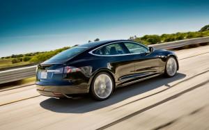 Tesla Motors - Model S 1