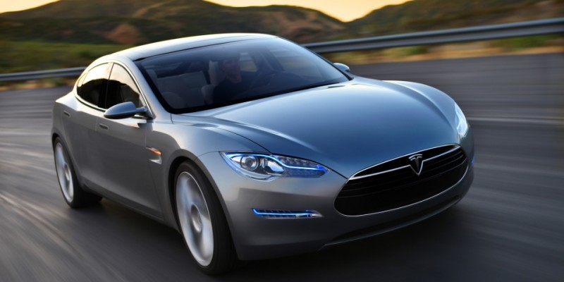 La fiche technique Tesla Motors – Model S