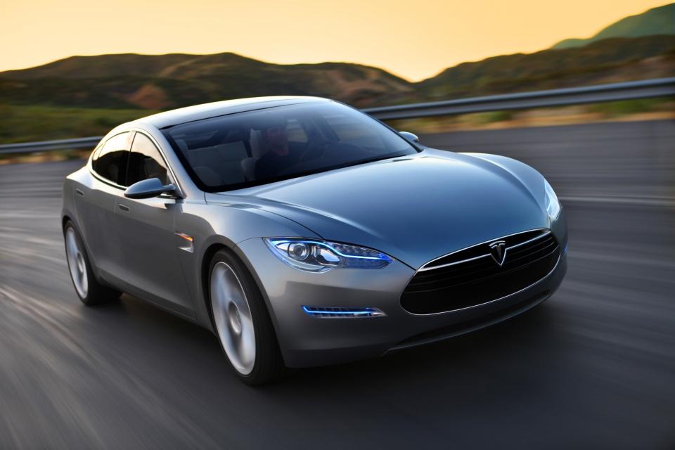 Tesla Motors - Model S 2