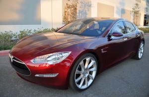 Tesla Motors - Model S 3
