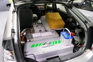 batteries en Lithium-air